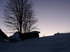 Sappada d'inverno