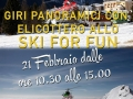 Ski for Fun 2016 - Escursioni in elicottero