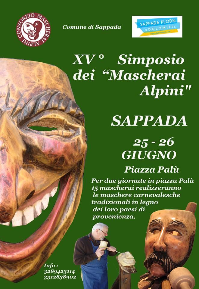 Simposio Mascherai Alpini