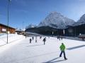 Nevelandia - Pista di pattinaggio su ghiaccio