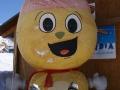 Sappy, la mascotte di Nevelandia